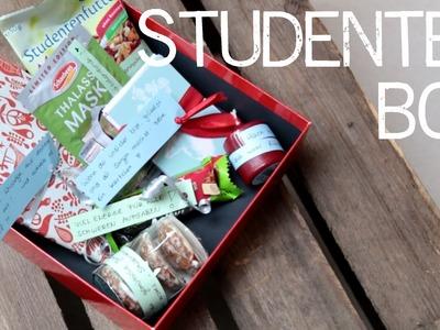 DIY Geschenkbox für z.B. Studienanfänger