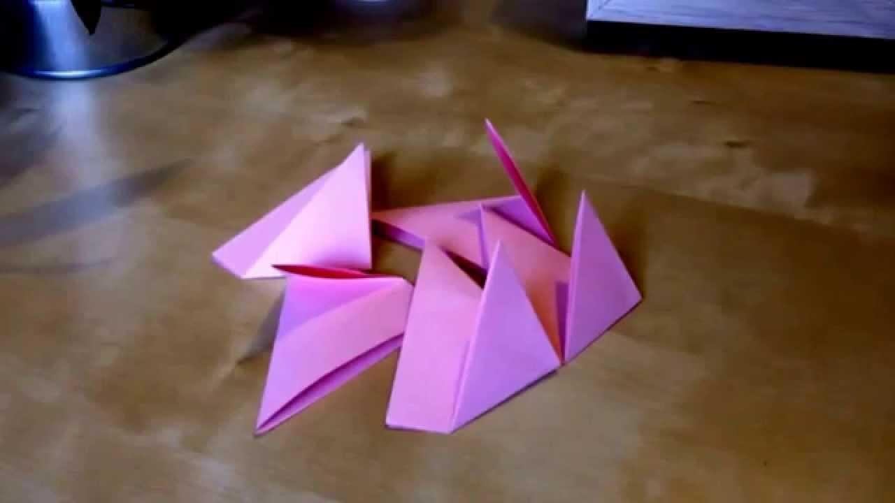 DIY Tischblumen aus Papier basteln *Paperflowers*