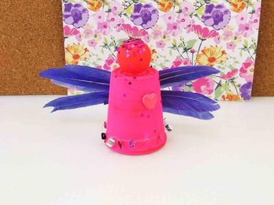 DIY Engel selber machen | Süße Deko oder Geschenkidee | Schutzengel basteln
