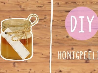 DIY mit Nina Moghaddam: Pflegendes Honigpeeling