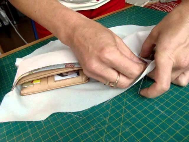 Geschenkidee. Tasche selber nähen - London Look.Sewing a bag - London Look. Gift.Present idea