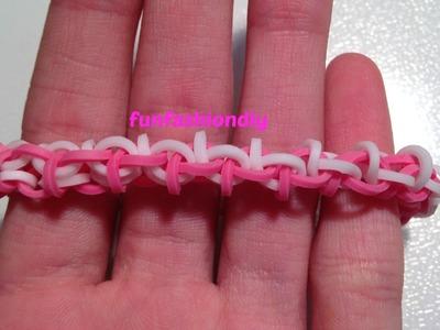 Nur Haken Inca Bracelet Rainbow Loom
