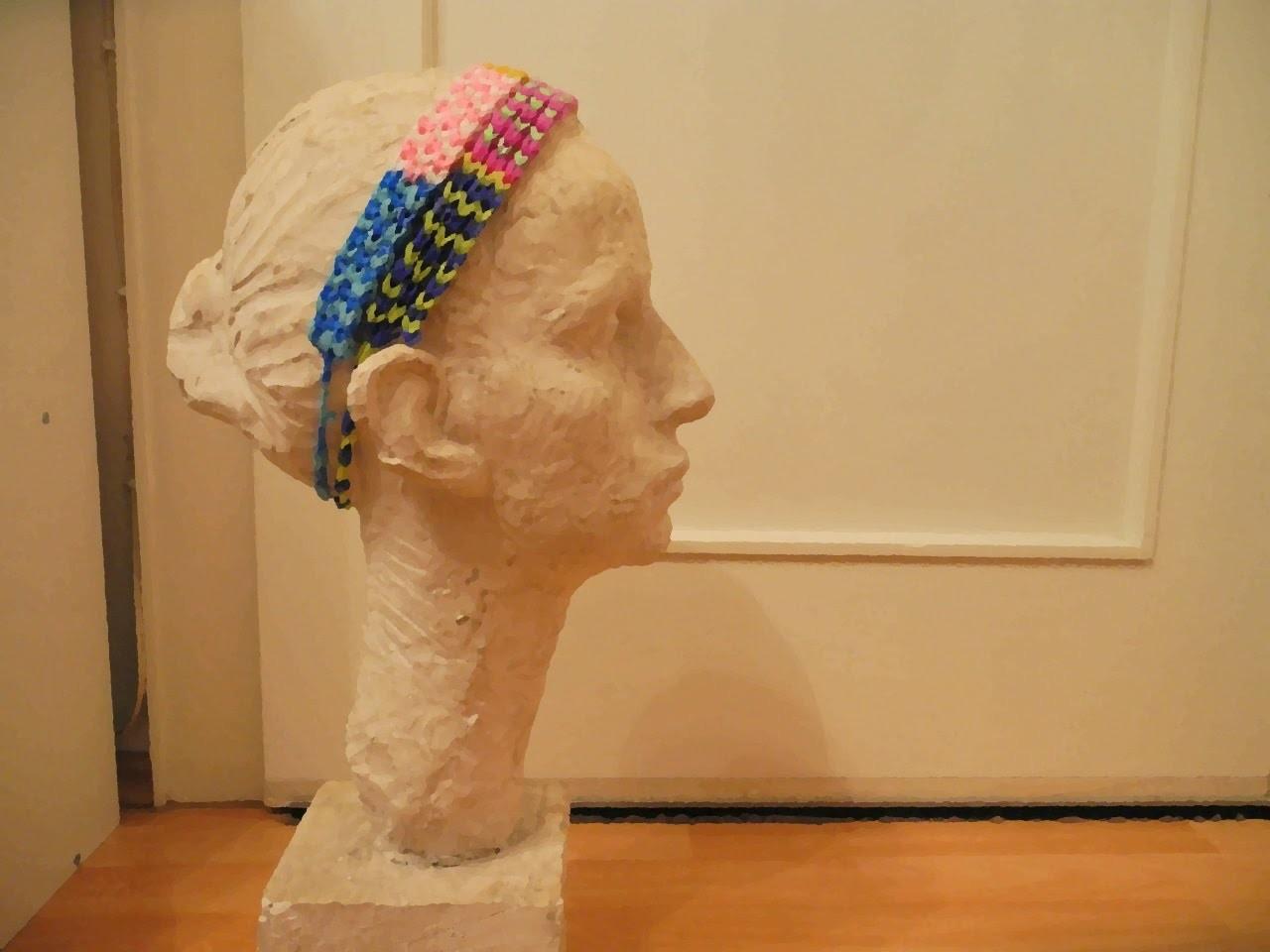 Rainbow Loom Haarband