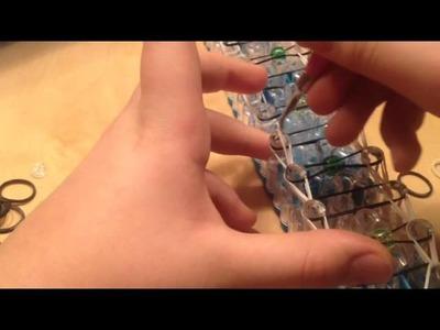 Rainbow Loom Perlen-Armband