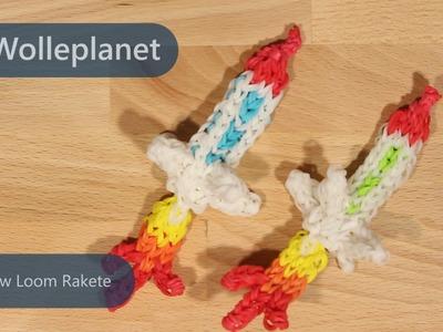 Rainbow Loom Rakete