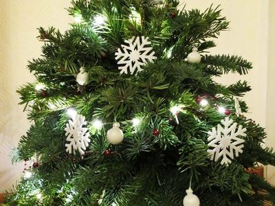 Weihnachtsbaum selber machen * Christmas Tree DIY [eng sub]