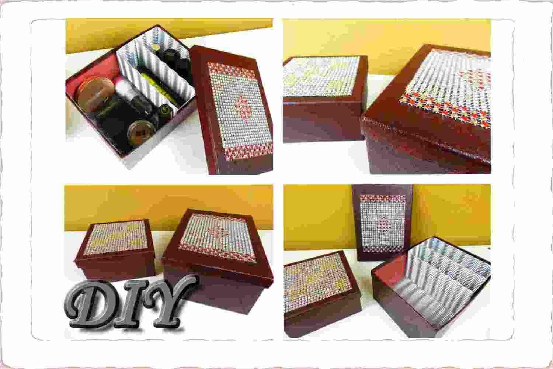 DIY: Aufbewahrungsbox. storage box