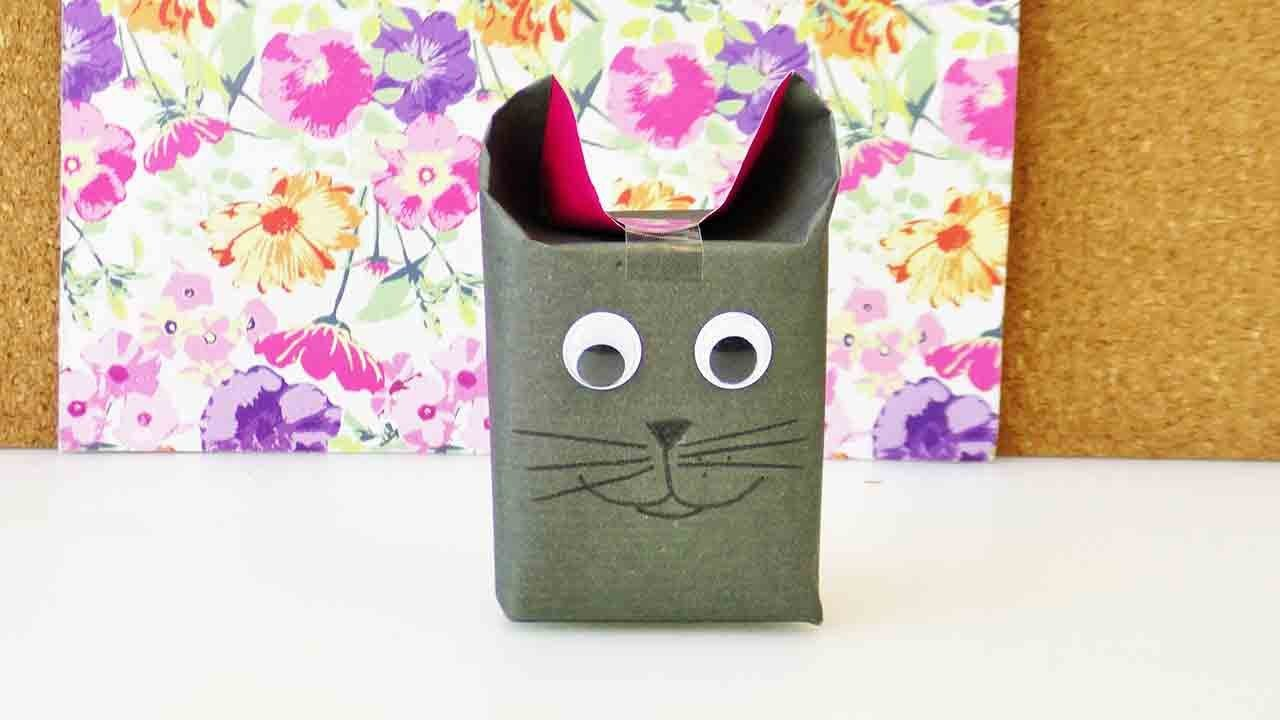 DIY Geschenke verpacken, Super süße Idee für Geschenke mit ...