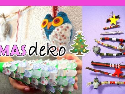 DIY Weihnachts.Advents-Deko Ideen | #XmasWithNathaLee