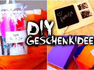 DIY Geschenkideen für jedermann - schnell & einfach