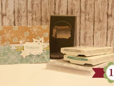 DIY - 12 Karten bis Weihnachten - #10 - Stampin' Up!