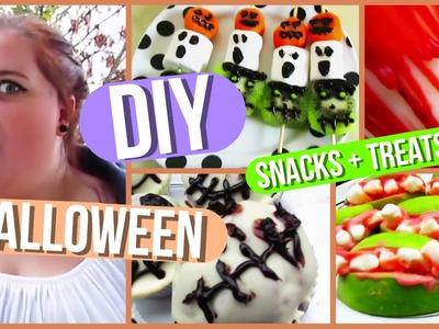 DIY Halloween Snacks + Treats - Schnell & Einfach♡ | Vanessa Nicole