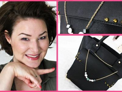 DIY Handtasche - Magnolia Pimp my bag + Gewinnspiel. Kokiriaufeis