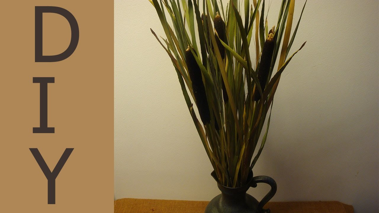 DIY : Trockenblumen für die Bodenvase ❁ Deko Ideen mit Flora-Shop