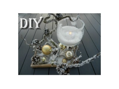 DIY : Weihnachtsdeko. Christmas decor