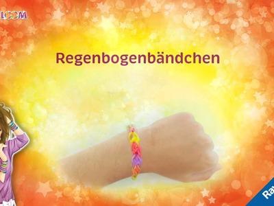So Styly: Lovely Loom - Regenbogenbändchen - Video-Anleitung