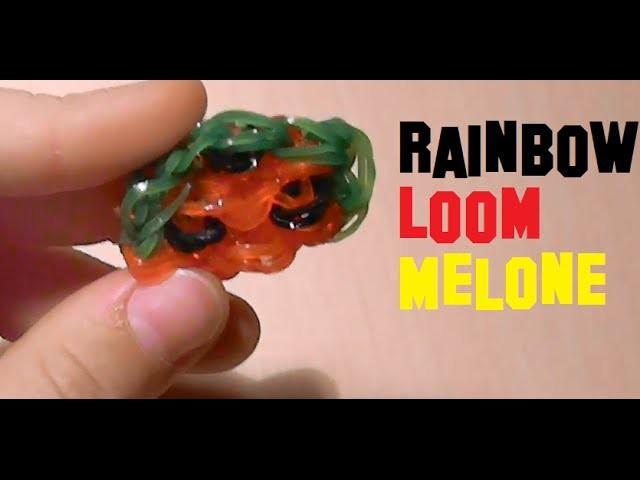 Rainbow Loom Bands Wasser Melone DIY Deutsch