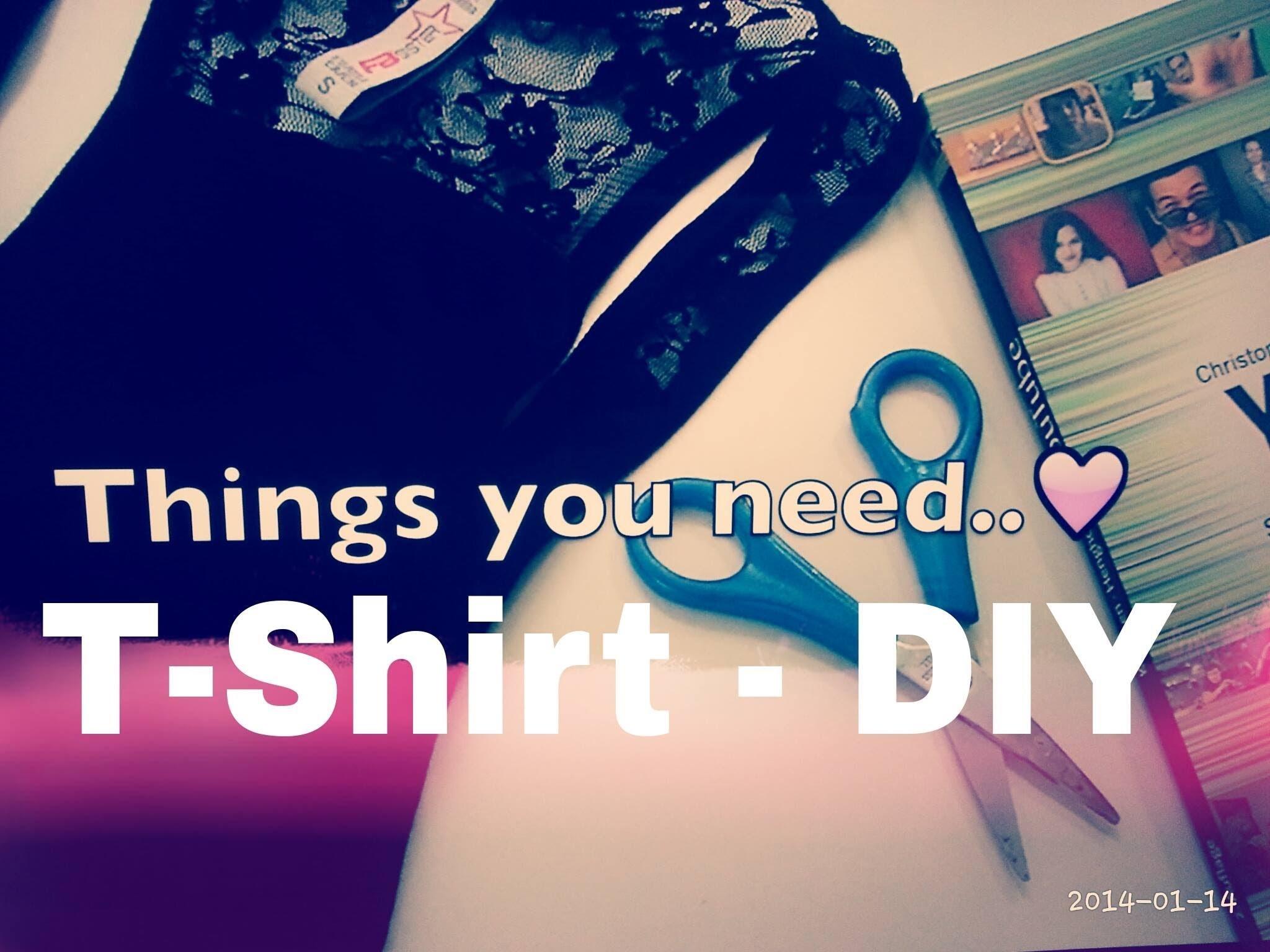 T Shirt - DIY
