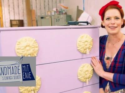 Kommode mit Rosetten | Handmade mit Enie - Mach's einfach selbst | sixx