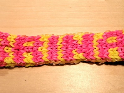 Loom Namen und Muster Armband Anleitung