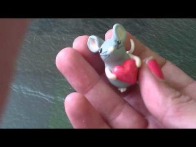 Fimo erstes  Update meiner Werkeleinen :) Polymer Clay
