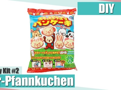 [DIY] Kracie Puchitto Tier-Pfannkuchen Candy Kit | Anielas Fimo