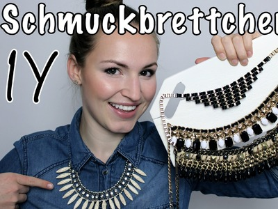 DIY Schmuckbrettchen - Aufbewahrung - DIY | Lena's Lifestyle