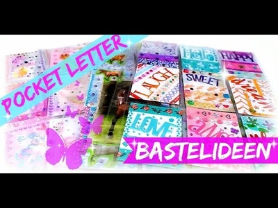Pocket Letter von Manuela ♥ DIY Inspiration Bastelideen ♥ Diy Ideen