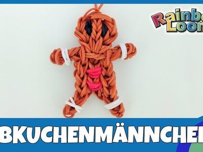 Rainbow Loom Lebkuchenmännchen - deutsche Anleitung