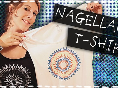 DIY-Nagellack-Tshirt | Es funktioniert!