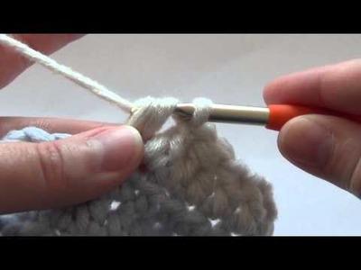 Myboshi - einfache Stäbchen abmaschen