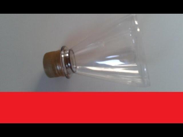 DIY: Tütenverschluss - Verschluss für Plastikbeutel selber machen - upcycling PET