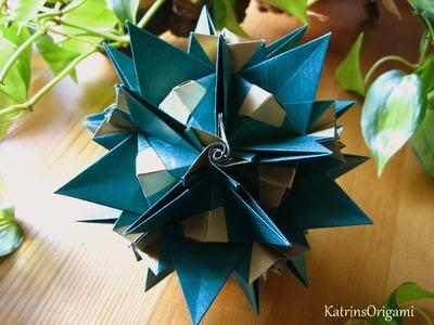 Origami ɛ♥ɜ Forest Fairy ɛ♥ɜ Kusudama