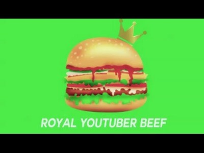 Royal Youtuber Beef : War Craft 3 Frozen Throne #002.1
