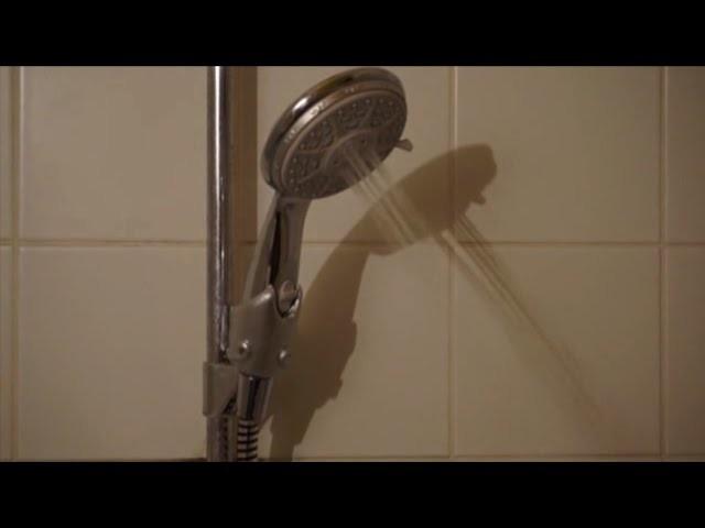 Worbla Duschkopf Befestigung basteln Tutorial. DIY Shower head attatchment with worbla