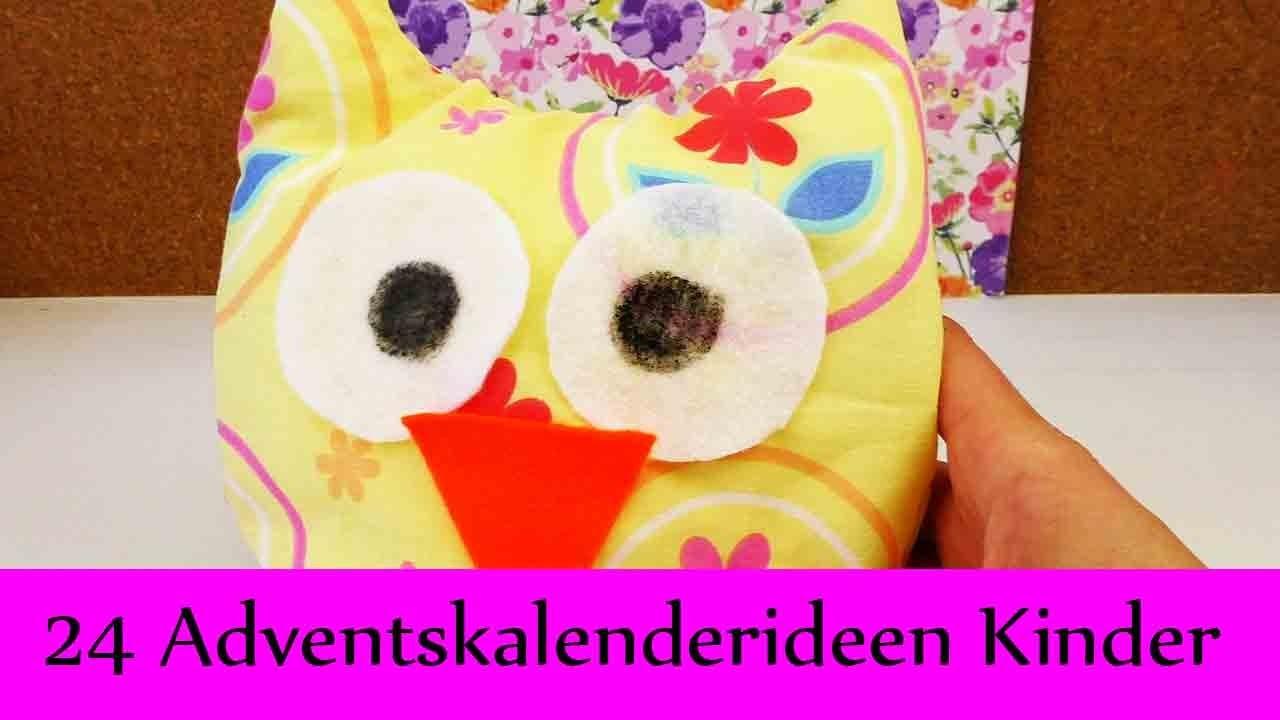 24 Adventskalender Ideen für Kinder   Adventskalender für Kinder befüllen   Geschwister & Enkel