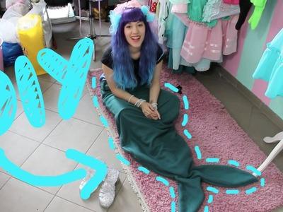 DIY I Meerjungfrauenschwanz