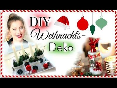 DIY Weihnachts Deko  #CHRISTMASWITHJACKY
