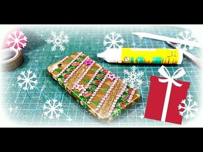 Handyhülle, Smartphone-Hülle mit Washi Tape ♥ DIY Inspiration Ideen deutsch
