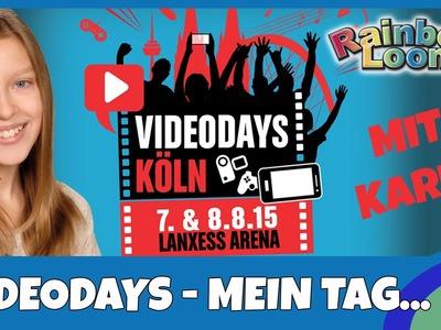 Meine Zeit auf den VideoDays Köln 2015