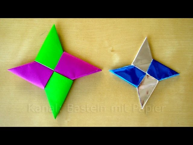 origami origami stern falten anleitung modulares origami 30 teile origami star tutorial deutsch. Black Bedroom Furniture Sets. Home Design Ideas