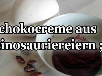 Vegan + Rohkost: Mousse au Chocolat! Schokocreme aus einem riesigen Pilz! (Riesenbovist)