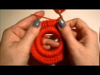 Fensterschmuck Weihnachtsstern - Stern - häkeln - crochet Star - Christmas