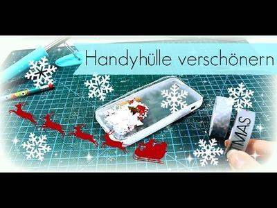 Shake it Handyhülle Smartphone-Hülle ♥ DIY Inspiration Bastelideen ♥ Handyhülle verschönern