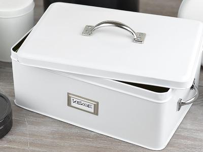 Alte Gebäckdose aus Metall umstylen.lackieren #2 - How to - aus Alt mach Neu. Upcycling