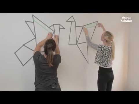 Garnier Wahre Schätze DIY: Wände dekorieren - so geht's
