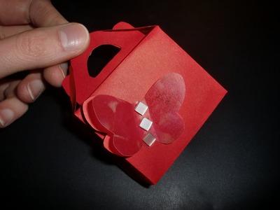 Beautycase aus Papier: Paper-ART - Tutorial [HD.deutsch]