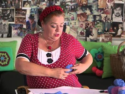 Der rote Faden - Häkeln mit Petra Perle