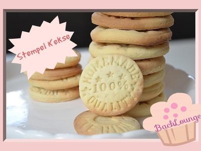 DIY. Stempel. Kekse. Cookies. schnell einfach selber machen. BackLounge 2015. Tipps