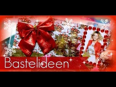 Weihnachtliche Bastelideen ♥ Christmas Shaker Cards ♥ Schüttelkarte mit Violetta ♥ Tutorial